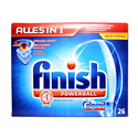 CALGONIT FINISH  - Tabletki do zmywarki -  514  g / 26 tabletek