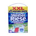 Weiser Riese Uniwersalny proszek do prania 3,85 kg 65+5 prań GRATIS