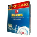 NEVOS Geschirr-Reiniger-Tabs 60+40 szt Tabletki do zmywarki