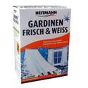 Heitmann Gardinen Frisch & Weiss  - Białe firany i zasłony 5x50g