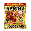 HARIBO GOLDBAREN Maxipack 360 G Misie niemieckie żelki