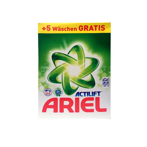 W Mega Ariel Niemiecki proszek do prania uniwersalny 5,6 kg 70 prań KE87