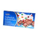 Karina czekolada mleczna z lentilkami 200 g