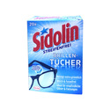 Sidolin Streifenfrei Brillen Tucher 20 szt chusteczki do okularów