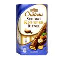 CHATEAU SCHOKO KNUSPER RIEGEL 180g Batoniki w mlecznej czekoladzie