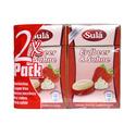 Sula Erdbeer & Sahne 2 x Pack Cukierki truskawkowe bez cukru