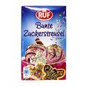 RUF Bunte Zuckerstreusel 200g Posypka cukrowa