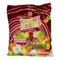 YUMMI FRUITS 500 g Cukierki owocowe