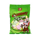 GUMMY FARM  400 g Pianki