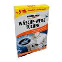 Heitmann WASCHE-WEISS TUCHER chusteczki do prania bieli