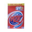 Vizir3 in1 niemiecki proszek do prania - uniwersalny 6,5 kg / 100 prań
