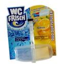 WC - Frisch Duftspu  Citrus zawieszka do WC cytrynowa