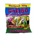 Haribo tropifrutti - tropikalne tukany Maxipack 360 g  niemieckie