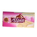 Alpia weisse schokolade 100 g Czekolada biała